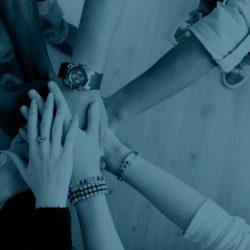 Mange hænder
